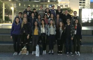 Journalism staffs travel to San Francisco for National High School Journalism Convention
