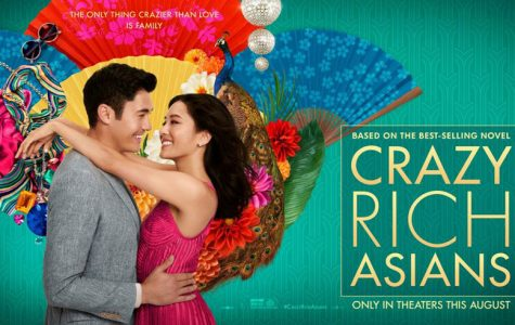Crazy Rich Asians official movie poster.