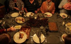 A Thanksgiving at the Sanden's