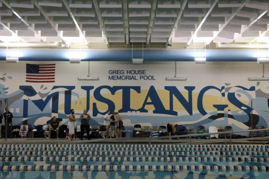 BVN Pool Formally Dedicated to Late Coach Greg House