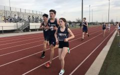 BVN Track Team Competes in First Meet of the Season