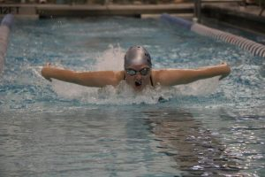 BVN Girls' Swim and Dive Team Hosts Greg House Invite