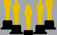 Senior Olivia Miller offers her take on the Academy Awards. Graphic by Charitha Lakkireddy.